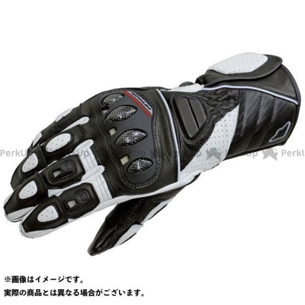 hit 25%OFF air ついに入荷 Glove R3 レーシングレザーグローブ サイズ:L カラー:ブラック ヒットエアー ホワイト