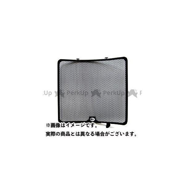 Ramp;G ニンジャZX-6R ラジエーターガード アールアンドジー 店内全品対象 市販 カラー:ブラック