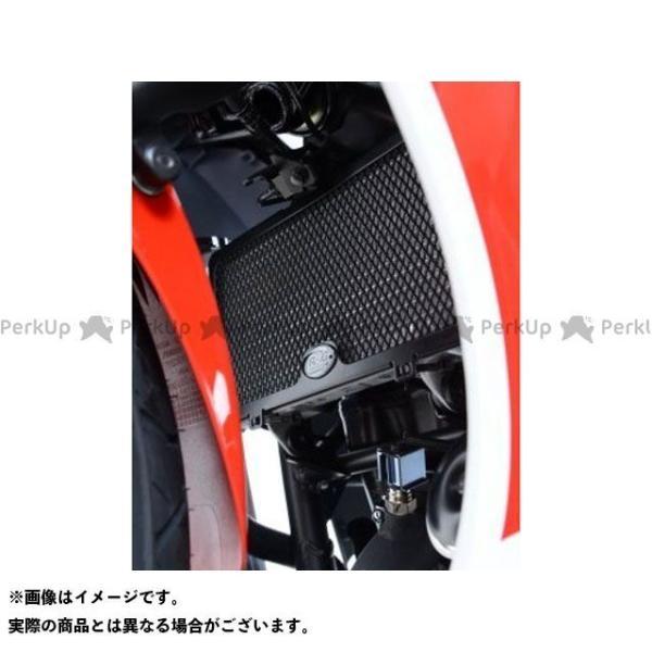 <title>Ramp;G CBR250R ラジエターガード 日本正規代理店品 カラー:ブラック アールアンドジー</title>