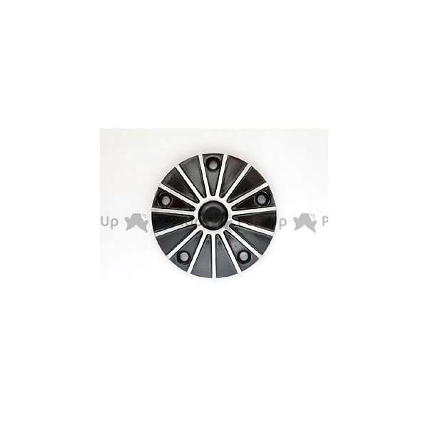 フォーク ハーレー汎用 ラジアルフィン ポイントカバー FORK ツインカム用 全国どこでも送料無料 2020秋冬新作 カラー:ブラック
