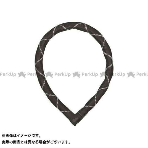 ABUS Steel-O-Flex 超目玉 Iven 8200 長さ:110cm アブス ブラック ホワイト お中元