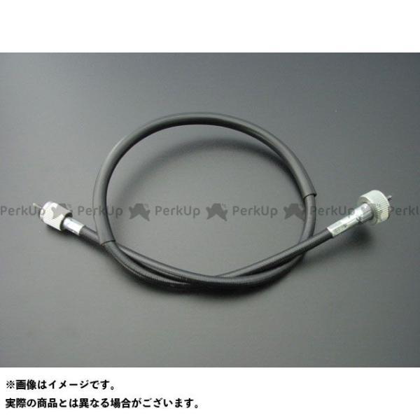雑誌付き ビーアールシーZ400FXZ400JZ400FXロングタコメーターケーブル(5cmロング/黒色)BRC
