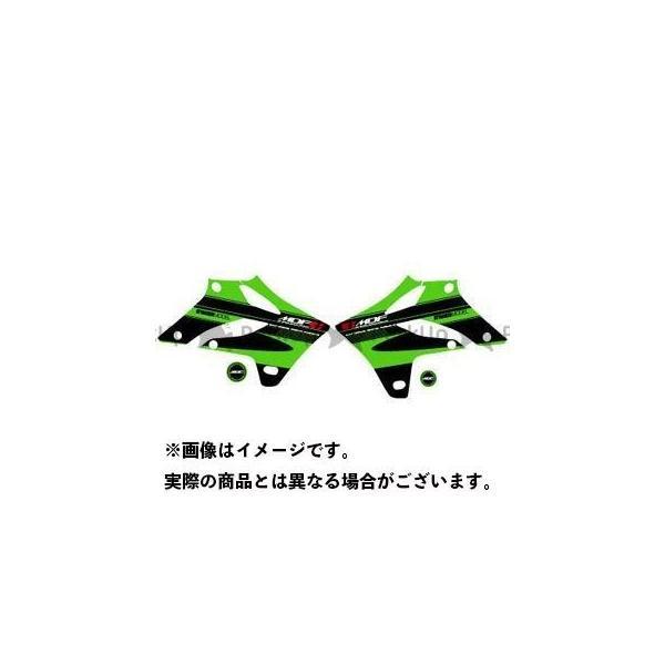 <title>MDF Dトラッカー D-TRACKER 04-07 グラフィックキット アタッカーモデル 発売モデル グリーンタイプ タイプ:シュラウドセット エムディーエフ</title>