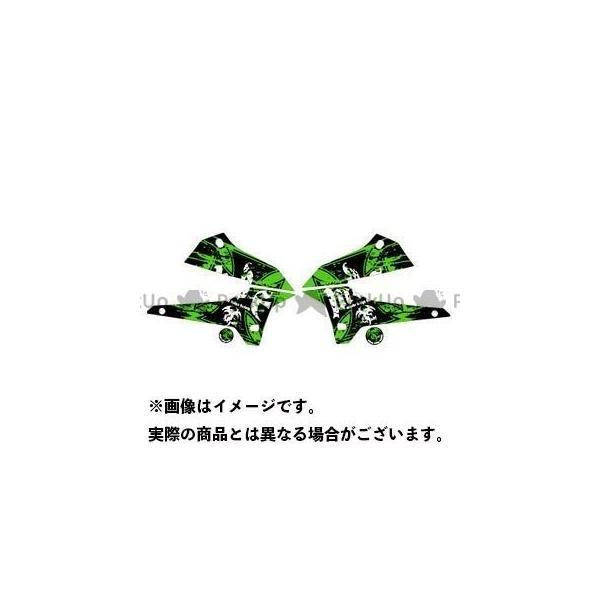 <title>MDF DトラッカーX D-TRA X 08- グラフィックキット ブラッディーモデル グリーンタイプ タイプ:シュラウドセット エムディーエフ 春の新作シューズ満載</title>