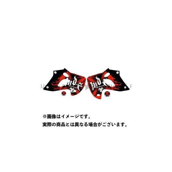 <title>MDF Dトラッカー D-TRACKER -03 店舗 グラフィックキット ブラッディーモデル レッドタイプ タイプ:シュラウドセット エムディーエフ</title>