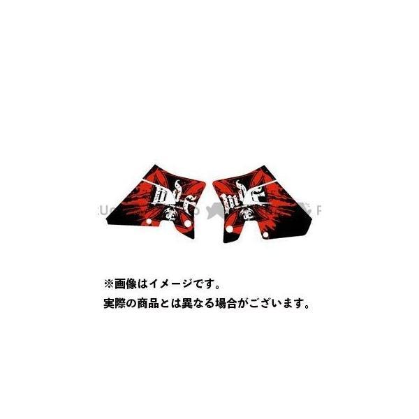 <title>MDF DT200WR 全年式 グラフィックキット ブラッディーモデル レッドタイプ 5☆大好評 タイプ:シュラウドセット エムディーエフ</title>