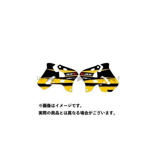 <title>店内全品対象 MDF RMX250S 96- グラフィックキット アタッカーモデル パンプキンイエロータイプ タイプ:シュラウドセット エムディ…</title>