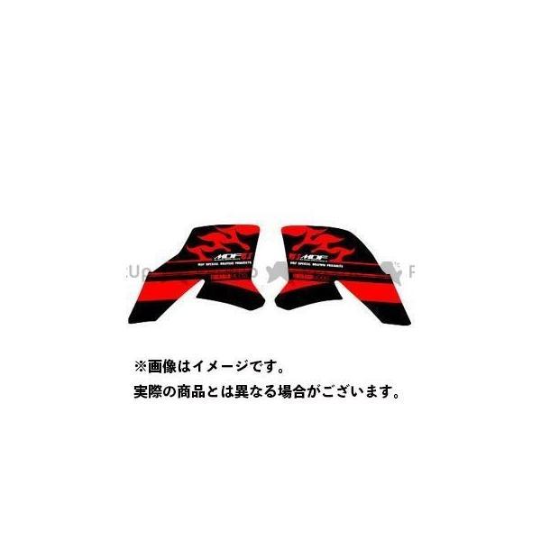 MDF 日本 WR250X 登場大人気アイテム 08- グラフィックキット エムディーエフ レッドタイプ ファイアーモデル タイプ:シュラウドセット