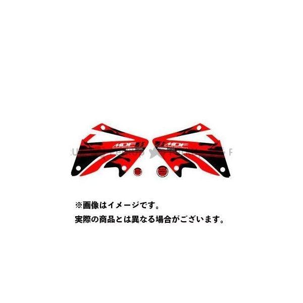 <title>MDF XR250 メーカー公式ショップ 06- グラフィックキット ファイアーモデル レッドタイプ タイプ:シュラウドセット エムディーエフ</title>
