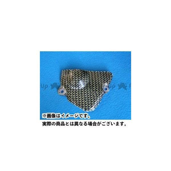 バトルファクトリー ニンジャZX-6R ニンジャZX-6RR セットアップ カーボン製2次カバー スターターカバー BATTLE FACTORY ラージ用 未使用品