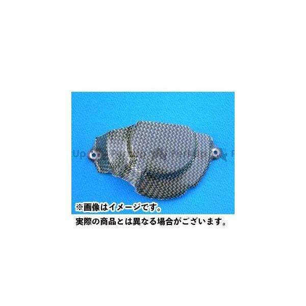 バトルファクトリー YZF-R6 カーボン製2次カバー 期間限定 高級品 BATTLE FACTORY クラッチカバー用