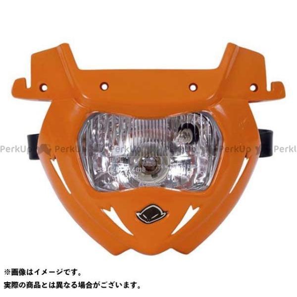 <title>UFO 汎用 パンサーヘッドライト用 ロアヘッドライト カラー:オレンジ お中元 ユーフォー</title>
