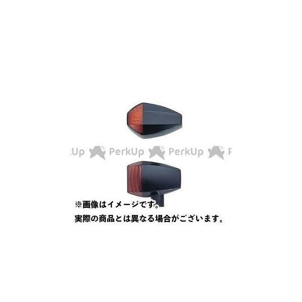 <title>ポッシュフェイス VMAX 超定番 ZRタイプウインカー クリスタル ボディカラー:ブラック レンズカラー:アンバー POSH Faith</title>