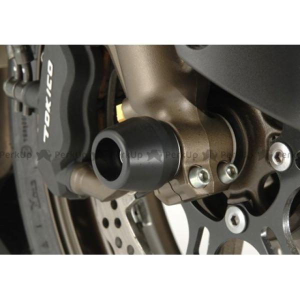 アグラス ニンジャZX-10R フロントアクスルプロテクター コーンタイプ メーカー直送 情熱セール ジュラコン カラー:ホワイト R 製 AGRAS