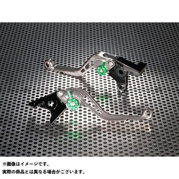 特価品 ユーカナヤ ファイアーストーム スタンダードタイプ ファッション通販 上質 U-… レバー:チタンカラー アジャスター:グリーン ショートアルミビレットレバーセット