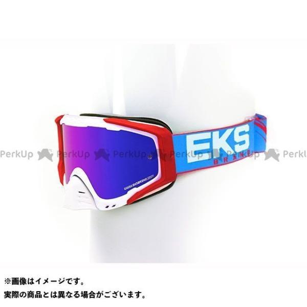 <title>イクスブランド EKS-S 2017 エックス エス 無料サンプルOK ゴーグル レッド ホワイト ブルー EKS Brand</title>