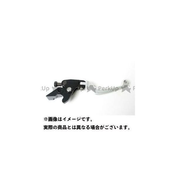 アクティブ アジャスタブルビレットレバー STDタイプ 贈物 ブレーキ サイズ:ショート ACTIVE カラー:ブラック×シルバー 出群