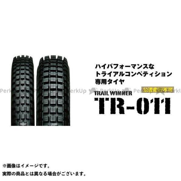 <title>特価品 IRC 汎用 直営店 TRIAL WINNER TR-011 4.00R18 4PR WT リア アイアールシー</title>