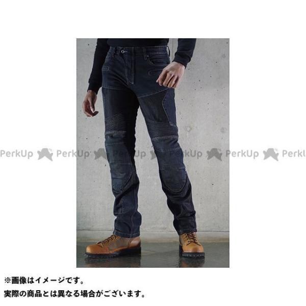 コミネ WJ-739S スーパーフィット 激安格安割引情報満載 プロテクトメッシュジーンズ カラー:ディープインディゴ 32 KOMINE 送料無料 サイズ:L