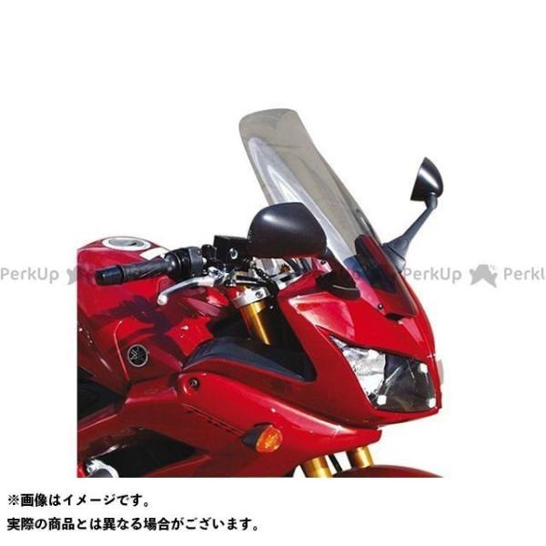 スキッドマークス FZ1フェザー FZ-1S ウィンドスクリーン カラー:イエロー 当店一番人気 Skidmarx ツーリングタイプ 贈答