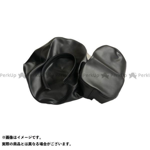 <title>アルバ スティード400 日本製 国産シートカバー 黒 張替タイプ ALBA</title>