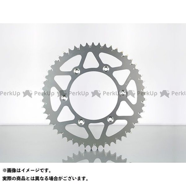 エスヨット GSX-R750 アルミ製リアスプロケット 丁数:47 日本正規代理店品 出群 Esjot カラー:シルバー