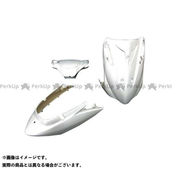 <title>スーパーバリュー アドレスV125 [正規販売店] G 外装3点セット カラー:シルバー supervalue</title>