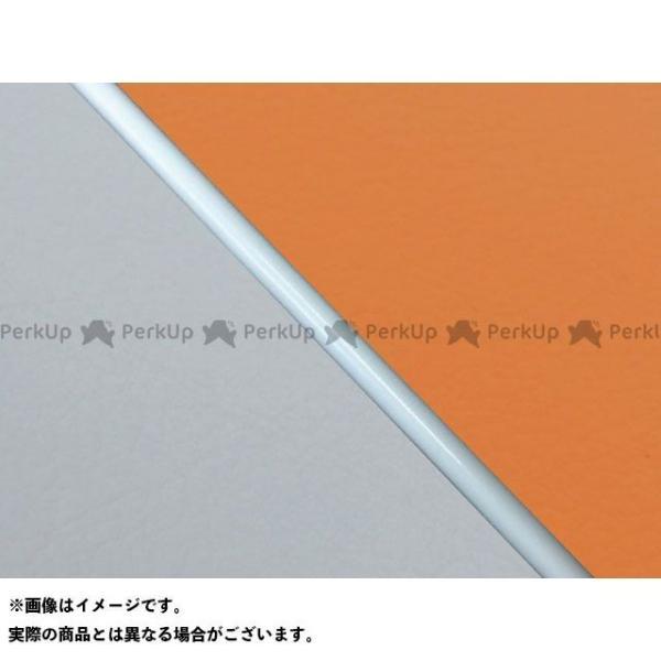グロンドマン 高級な W650 99年 EJ650A1 新品未使用正規品 C1 国産シートカバー Gro… オレンジ ライン:グレーライン 張替 仕様:白パイピング