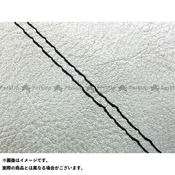<title>グロンドマン 日本正規代理店品 W650 99年 EJ650A1 C1 国産シートカバー 張替 シルバー ライン:シルバーライン 仕様:黒ダブルステッチ …</title>