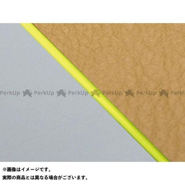 グロンドマン W650 99年 EJ650A1 新品■送料無料■ C1 国産シートカバー Gron… ライン:グレーライン 正規激安 仕様:黄パイピング 黄土色 張替