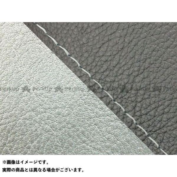<title>グロンドマン 激安通販ショッピング W650 99年 EJ650A1 C1 国産シートカバー 張替 黒 ライン:シルバーライン 仕様:透明ステッチ Grond…</title>