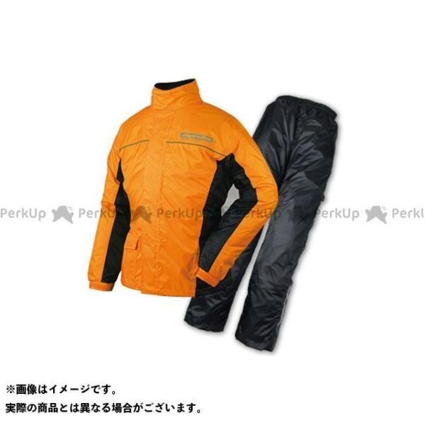 <title>ラフ ロード RR7806 デュアルテックスBIBレインスーツ 大特価!! オレンジ サイズ:LL ラフアンドロード</title>