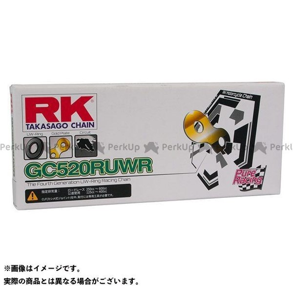 <title>RKエキセル 汎用 大好評です レース専用ドライブチェーン GC520RUWR リンク数:100L RK EXCEL</title>