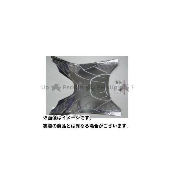 <title>KN企画 予約販売 グランドアクシス100 アルミフロアボード Gアク用 ケイエヌキカク</title>