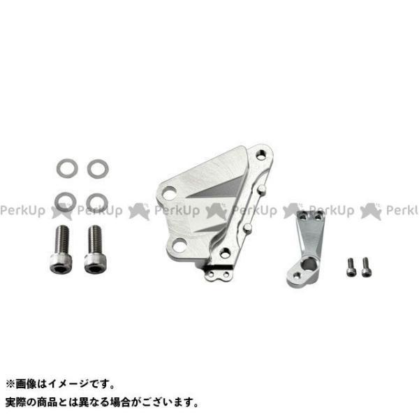 プロト CBR250RR 品質検査済 キャリパーサポート PLOT シルバー 新発売