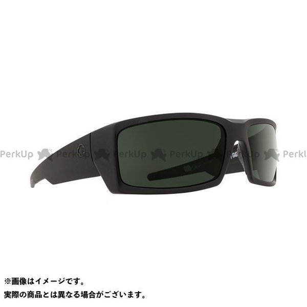 SPY GENERAL SOFT 休み 業界No.1 MATTE GRAY BLACK-HAPPY スパイ GREEN
