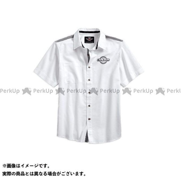 <title>ハーレーダビッドソン シャツS S Contrast ShoulderStripe Shirt 再再販 サイズ:M HARLEY-DAVIDSON</title>
