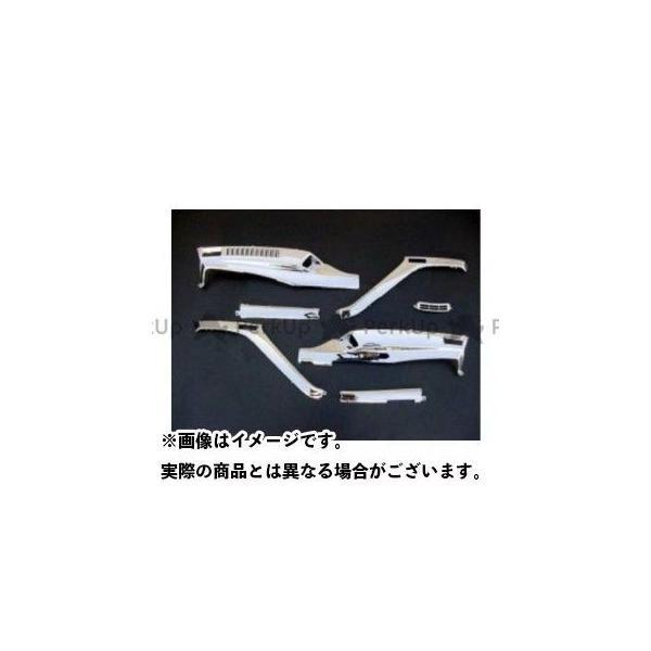 <title>ライズコーポレーション フュージョン用 MF02 メッキアンダーカウル RISE タイムセール CORPORATION</title>