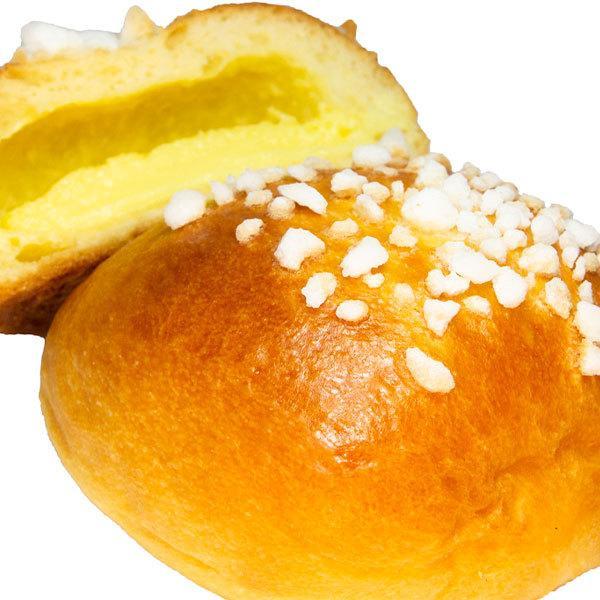 (冷凍パン生地) ブリオッシュクリーム 75g x 10ヶ|campagne|02