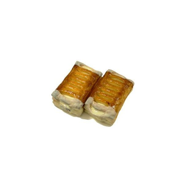 (業務用冷凍パイ生地)クリームチーズとブルーベリーのパイ (1ケース) 85g x40ヶ