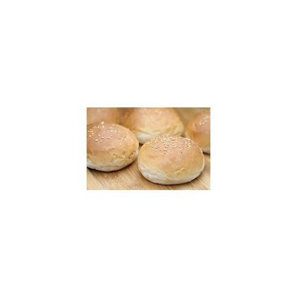 ハンバーガー バンズ 冷凍 ハンバーガー用バンズ 業務用 (5個入り) バーベキュー