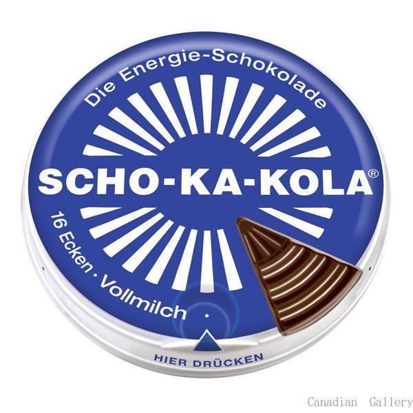10缶 ショカコーラ ミルク(チョコレート) 100gクール便配送の選択可能沖縄は一部送料負担ありsrk