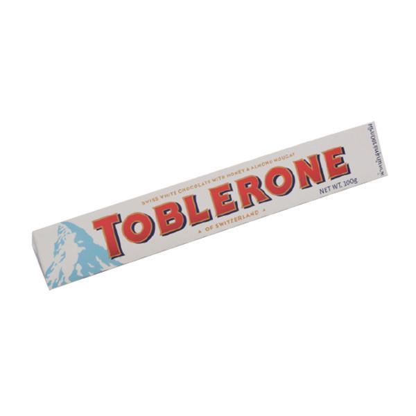 【10個】トブラローネ ホワイト(チョコレート) 100g  クール便配送の選択可能  沖縄は一部送料負担あり