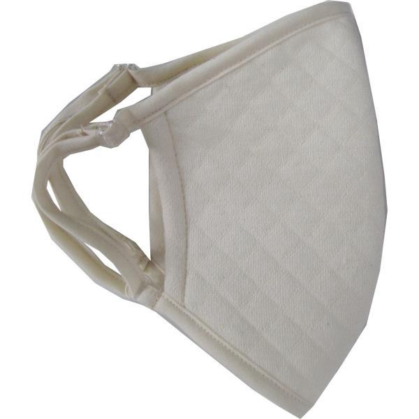 キルト立体マスク 洗濯機で洗える オーガニックコットン中綿以外使用 タイ製 NOCGREENBLUE認定商品|canalsigncom|05