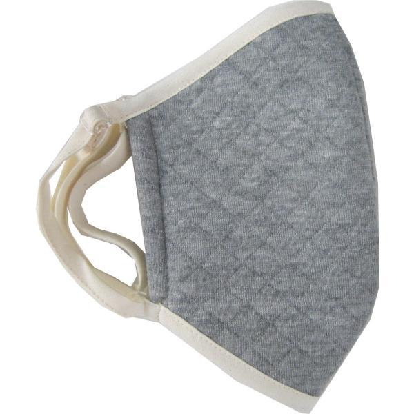 キルト立体マスク 洗濯機で洗える オーガニックコットン中綿以外使用 タイ製 NOCGREENBLUE認定商品|canalsigncom|06