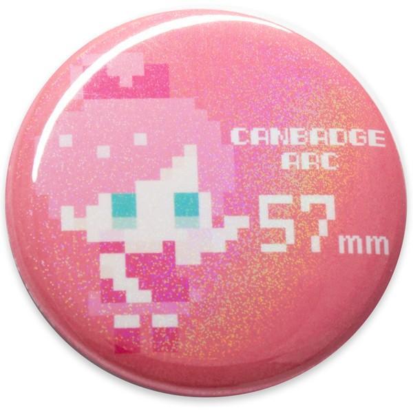 オーバーホロタイプ缶バッジ(ラメ) canbadge-arc