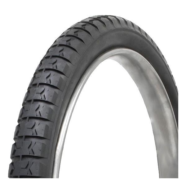 SR-180 リヤカータイヤ(BEタイヤ) (ブラック(26 2 1/2 B/E)) 602-20132【返品不可】