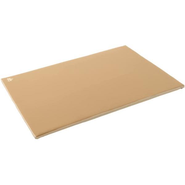 ロゴス ( LOGOS ) マットカバー ベッド用 セルフインフレート DUO ベージュ | マット カバー  抗菌 防臭 キャンプ 用品 アウトドア 72884189