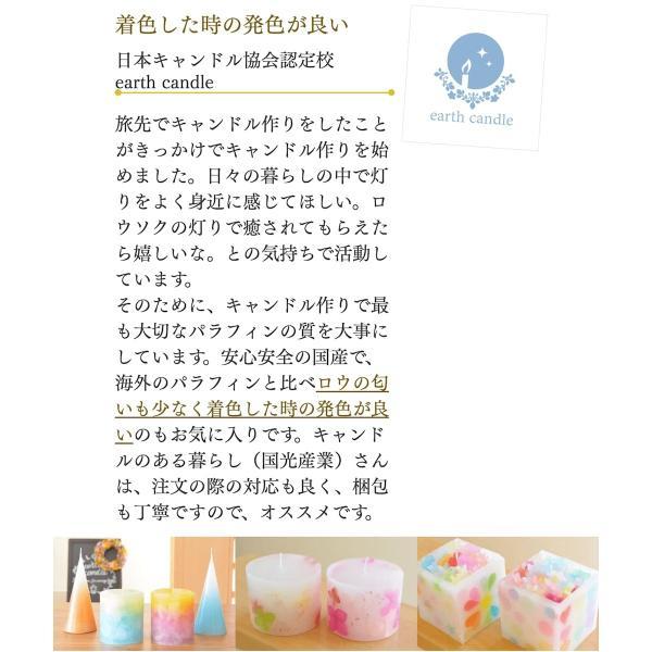 老舗ローソクメーカーの最高品質ワックス パラフィンワックス135°F ペレット状 1kg キャンドル 日本製 クリックポスト対応|candle21|05