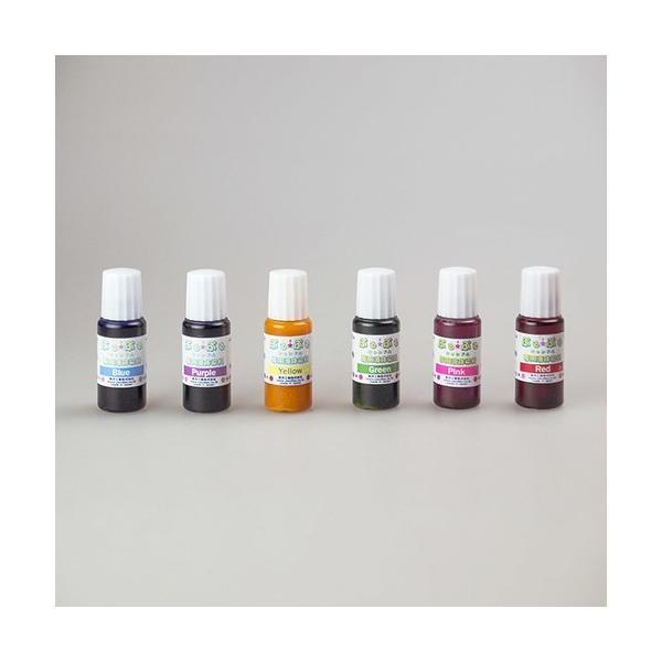 ジェルキャンドル 染料 10ml 全6色 液体染料 ゼリーキャンドル 材料|candle21